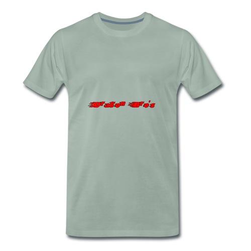 Dragon bros - Men's Premium T-Shirt
