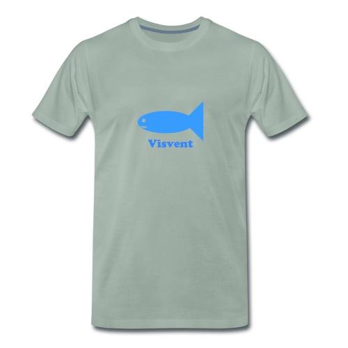 Visvent - Mannen Premium T-shirt