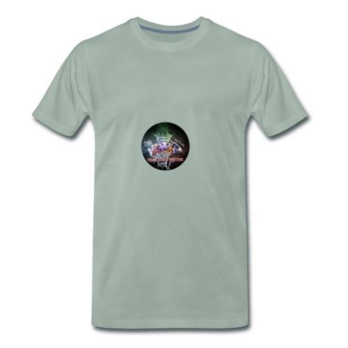 1506894637282 trimmed - Men's Premium T-Shirt