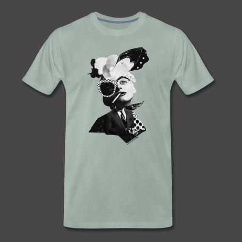 GIRLPOWER N°3 - Männer Premium T-Shirt