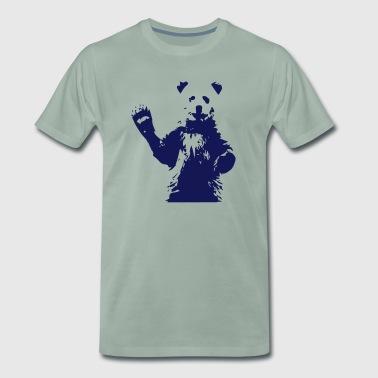 Tout simplement Ours - T-shirt Premium Homme