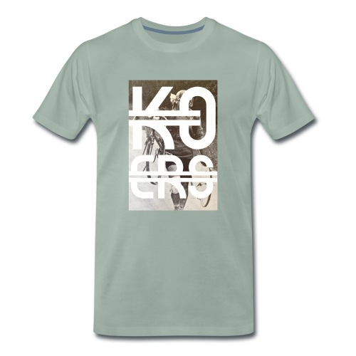 Knock out, Koers - Mannen Premium T-shirt
