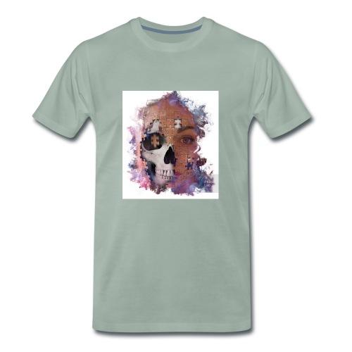 a piece of the puzzle - Men's Premium T-Shirt