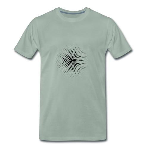 3D - Männer Premium T-Shirt