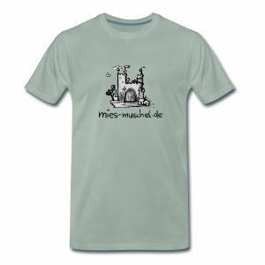 Prinzessinnenschloss - Männer Premium T-Shirt