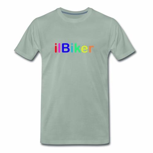 ilBiker - Color - Maglietta Premium da uomo