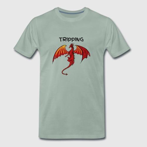 tripping - Mannen Premium T-shirt