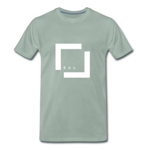 REAL - LOGO - Männer Premium T-Shirt