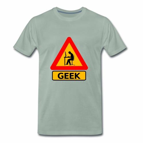 Geek - T-shirt Premium Homme