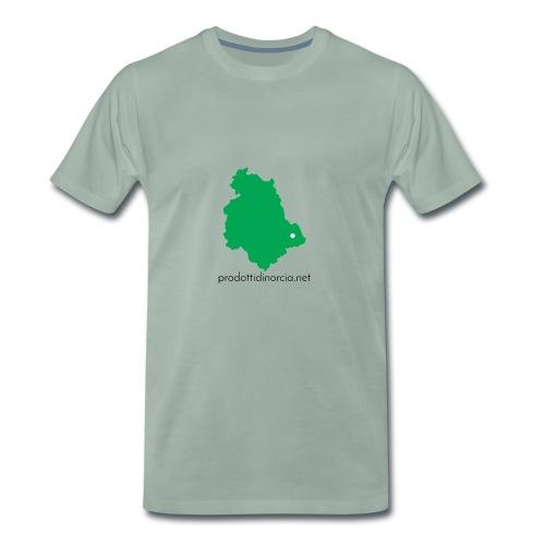 Prodotti di Norcia - Umbria - Maglietta Premium da uomo