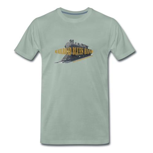 Railroad2 - Men's Premium T-Shirt