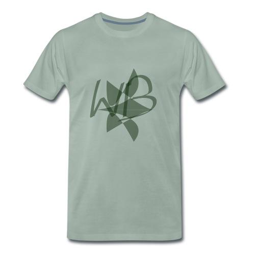 WB - Camiseta premium hombre