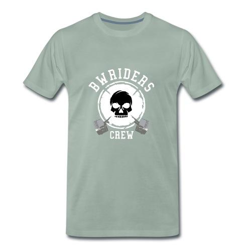 W S BWRIDERS - Männer Premium T-Shirt
