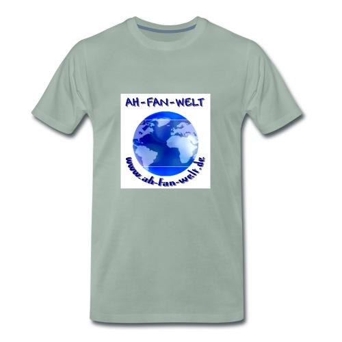 AH FAN WELT - Männer Premium T-Shirt