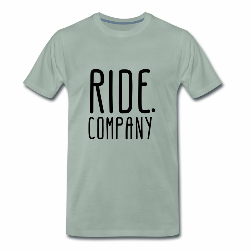 RIDE.company - just RIDE - Männer Premium T-Shirt