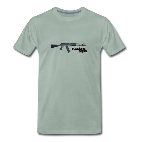fjudone bros (AK-47) - Männer Premium T-Shirt