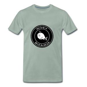 Whale Spoodge Branded Range - Men's Premium T-Shirt