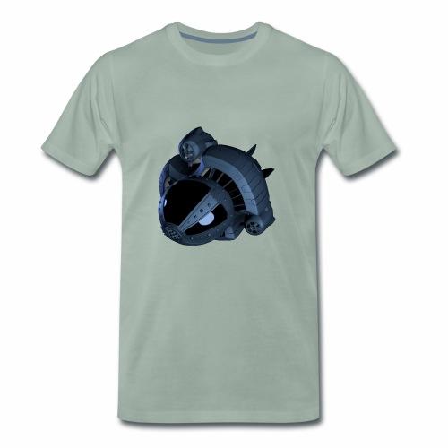 Rettungskapsel - Escape pod - Männer Premium T-Shirt