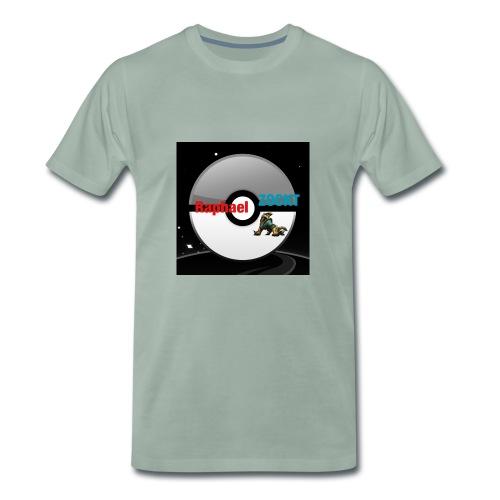 Cooles Kapuzenshirt - Männer Premium T-Shirt