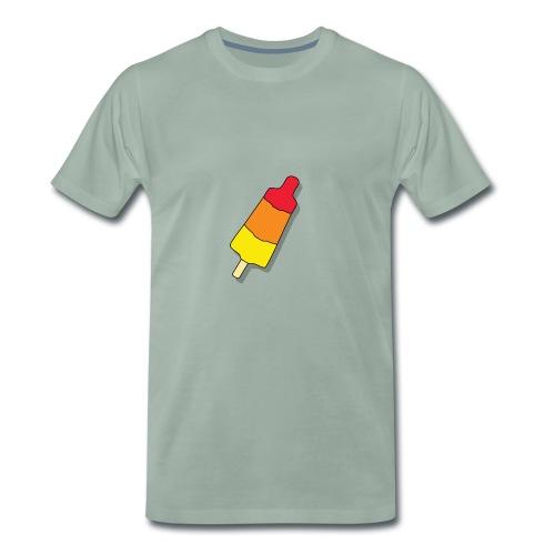 Flierp Rocket Science - Mannen Premium T-shirt