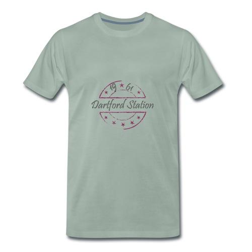1961 Dartford Station II - Männer Premium T-Shirt