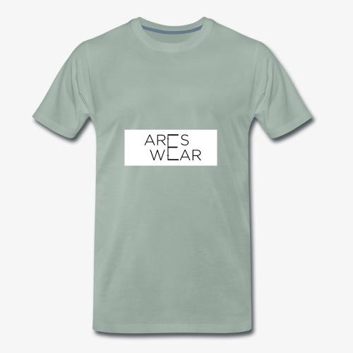 Areswear Logo - Männer Premium T-Shirt