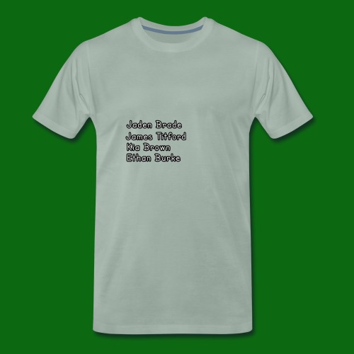 Glog names - Men's Premium T-Shirt