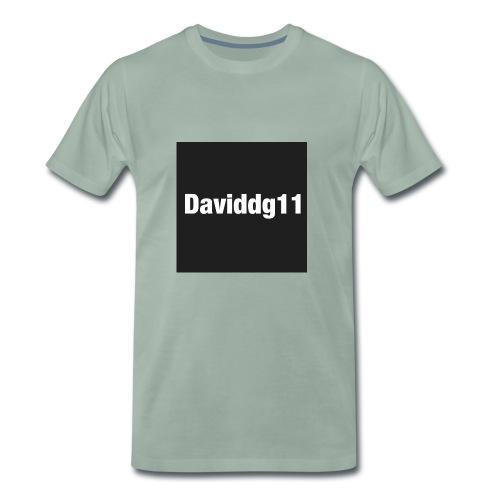 daviddg11 - Men's Premium T-Shirt