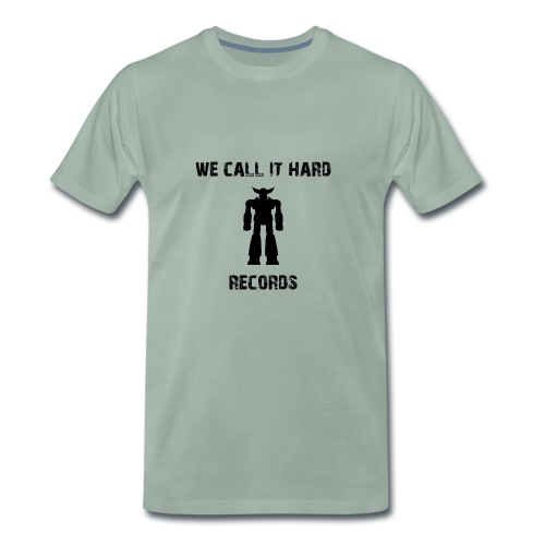 We call it Hard Record Logo 5 - Männer Premium T-Shirt