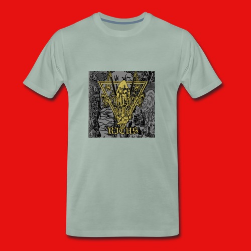 MyLiveMyRitus - Männer Premium T-Shirt