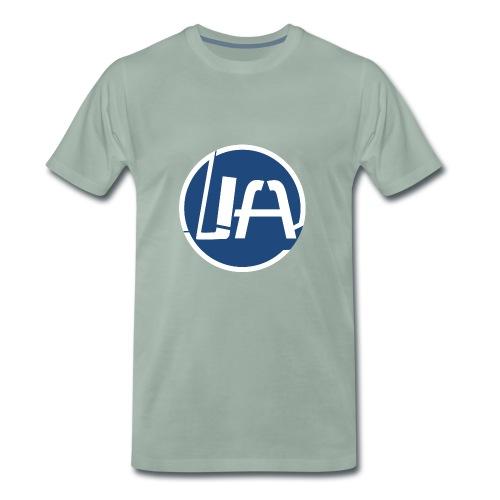 DJ LIFA MAIN - Men's Premium T-Shirt