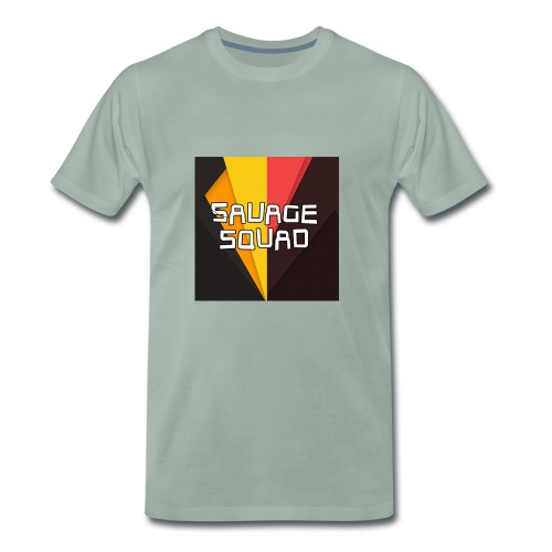 SavageSquad Gear - Men's Premium T-Shirt