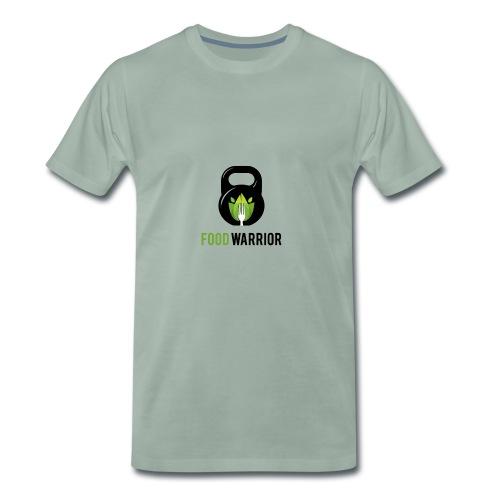 FoodWarrior Official Logo - T-shirt Premium Homme