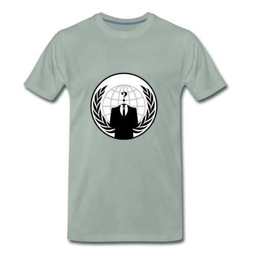 Anonymous Corporation - Men's Premium T-Shirt