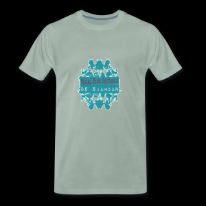 Waking from Psychosis - Mannen Premium T-shirt