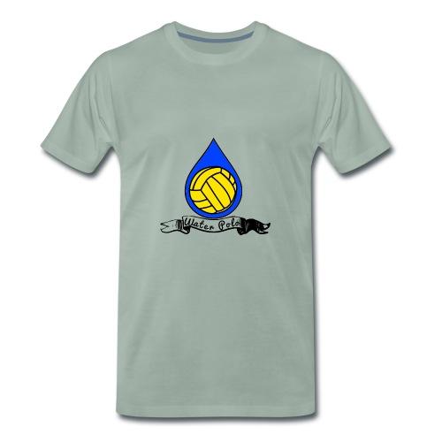 Witziges Wasserball T-Shirt für Fans - Männer Premium T-Shirt