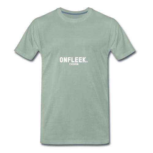 ONFLEEK basis T-shirt - Mannen Premium T-shirt