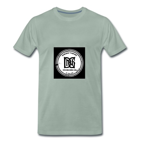 DNG SEAL WHITE - Men's Premium T-Shirt