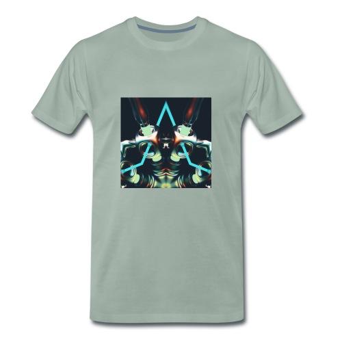 Energize Fields by RNZO - Mannen Premium T-shirt