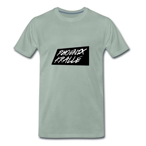 Phoenix Schild - Männer Premium T-Shirt