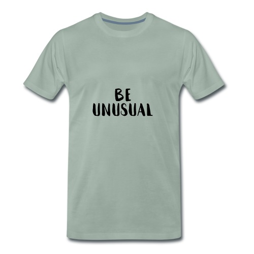 be unusual - Männer Premium T-Shirt
