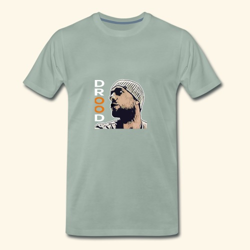 Droodlocks Face 1 - Männer Premium T-Shirt