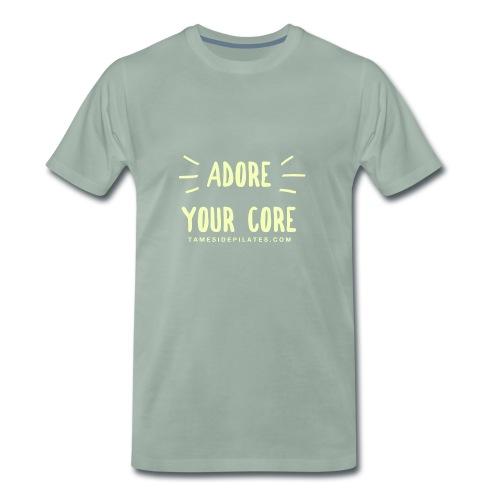 Adore Your Core - Men's Premium T-Shirt
