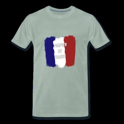 Pompier de France - T-shirt Premium Homme