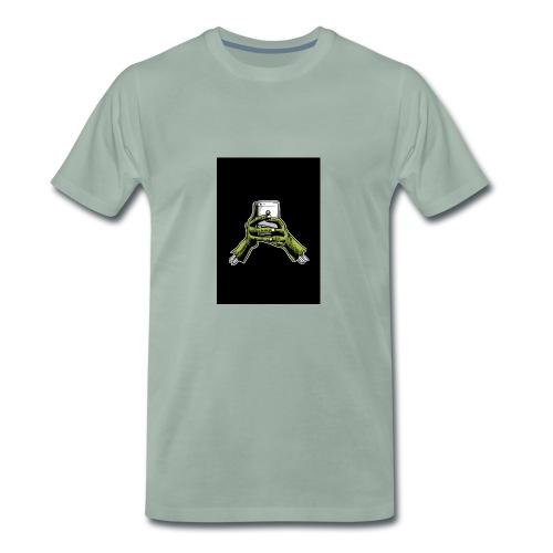 Smombie - Männer Premium T-Shirt