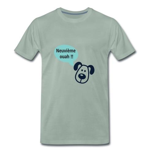Neuvième mois - T-shirt Premium Homme