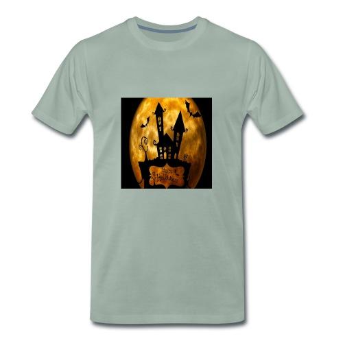 halloween-Nacht - Männer Premium T-Shirt