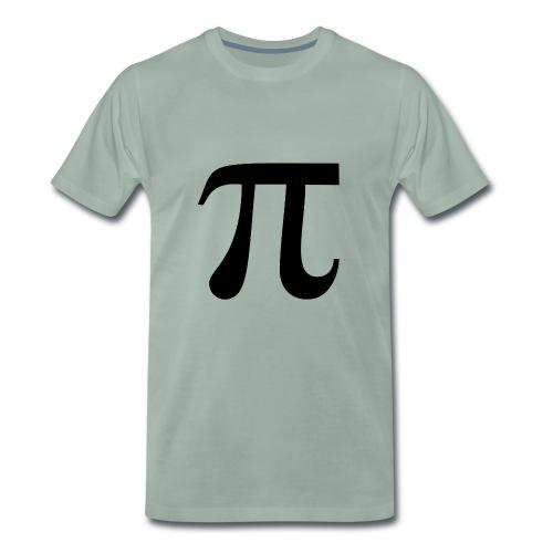 Pi Kreiszahl Mathematik - Männer Premium T-Shirt