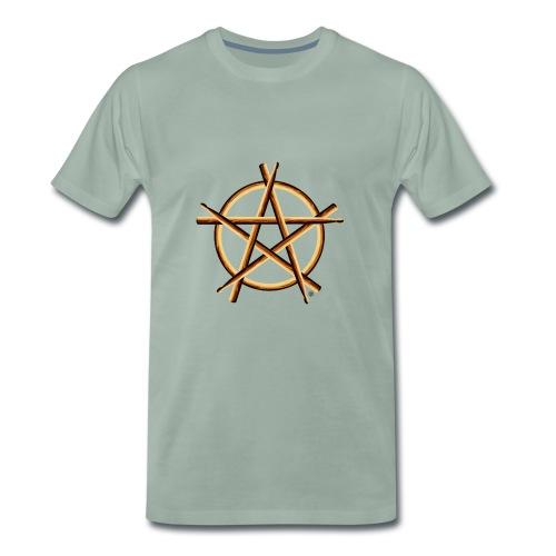 PAGAN DRUMMER - Men's Premium T-Shirt