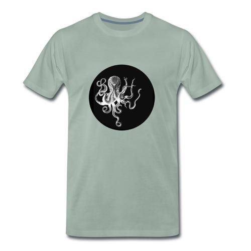 OCTOPUS black - Maglietta Premium da uomo